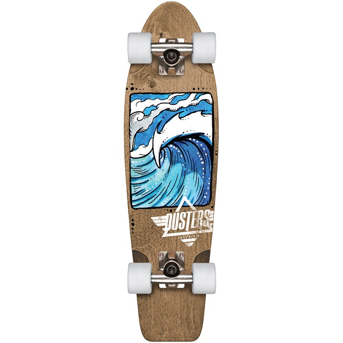 Dusters - Nugg Swell Cruiser Skateboard Complete 2014