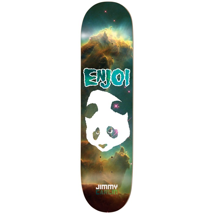 Enjoi - Enjoi Jimmy Carlin Cosmic Doesn't Fit 8.0 Skateboard Deck