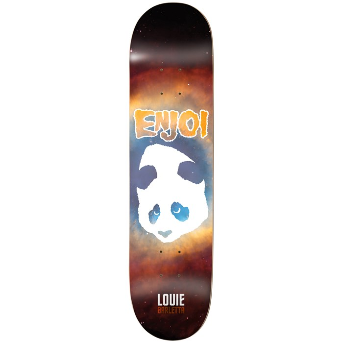 Enjoi - Louie Barletta Cosmic Doesn't Fit 7.75 Skateboard Deck