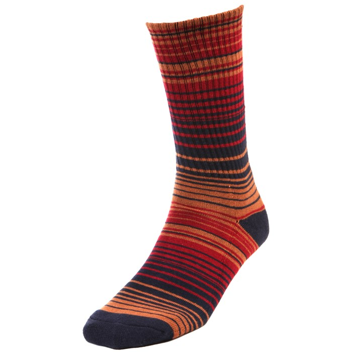 Vans - Blanket Stripe Crew Socks