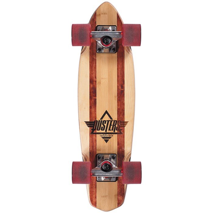 Dusters - Ace Retro Cruiser Skateboard Complete 2014
