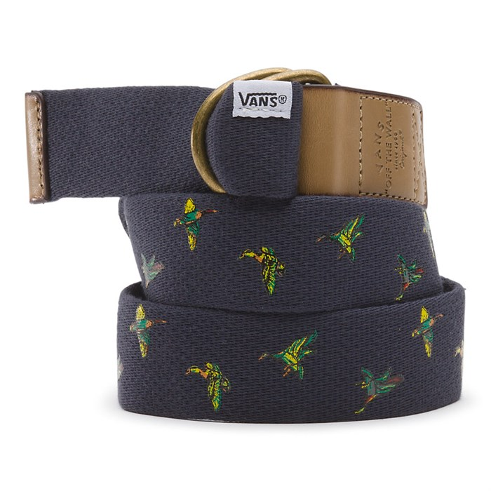 Vans - Newport D-Ring Belt
