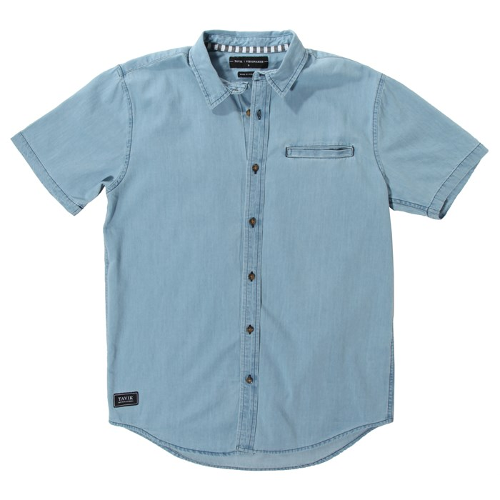 Tavik - Harrison Short-Sleeve Button-Down Shirt