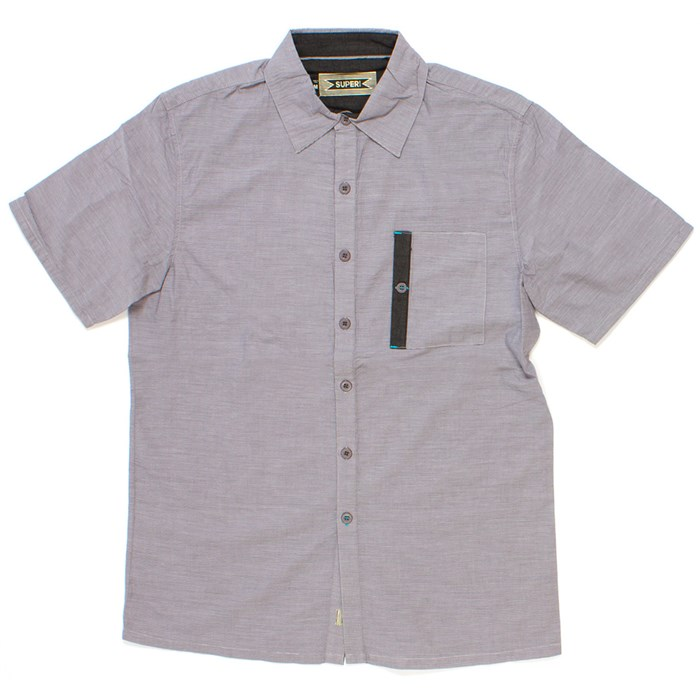 SUPERbrand - Antics SS Button-Down Shirt