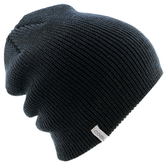 Coal - The Frena Solid Beanie