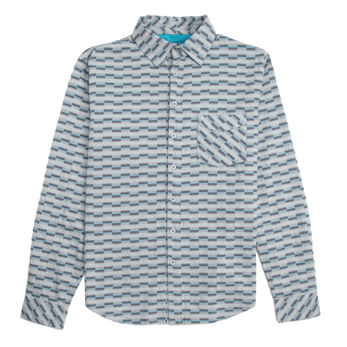 SUPERbrand - Boxed Long Sleeve Button Down Shirt