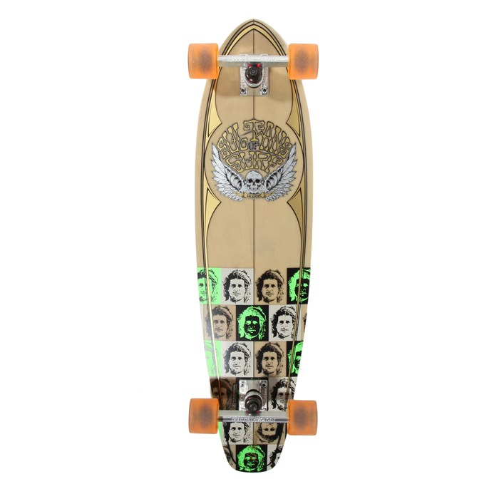 Globe - Occy Sultans Of Surf Longboard Complete