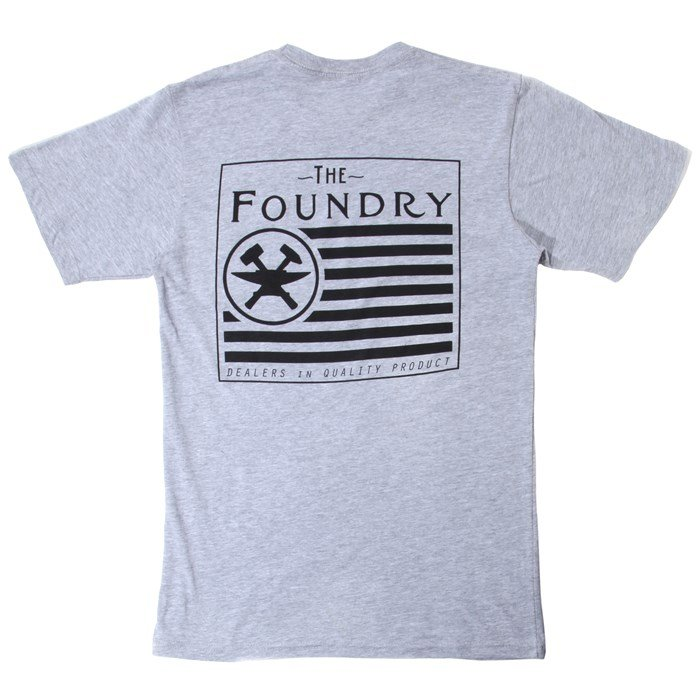 The Foundry Clothing - Dealer Flag T-Shirt