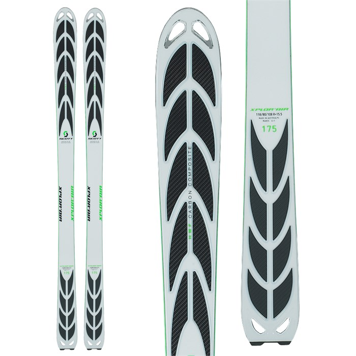Scott - Xplor'Air Skis 2012