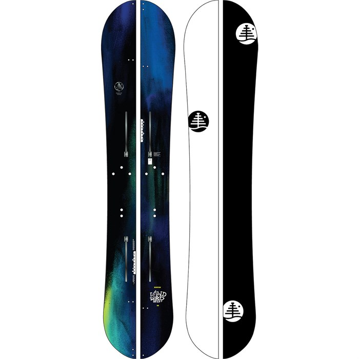 Burton - Burton Family Tree Landlord Splitboard 2015