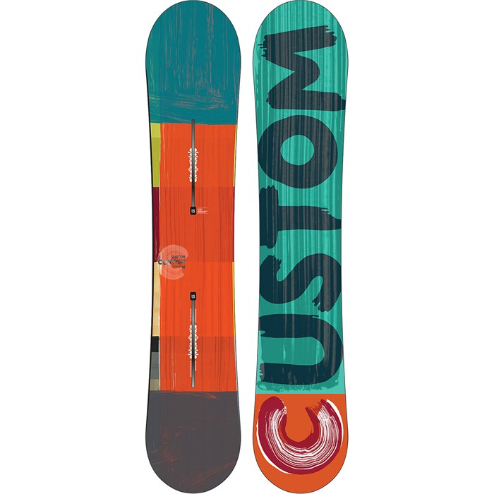 Burton - Custom Flying V Snowboard 2015