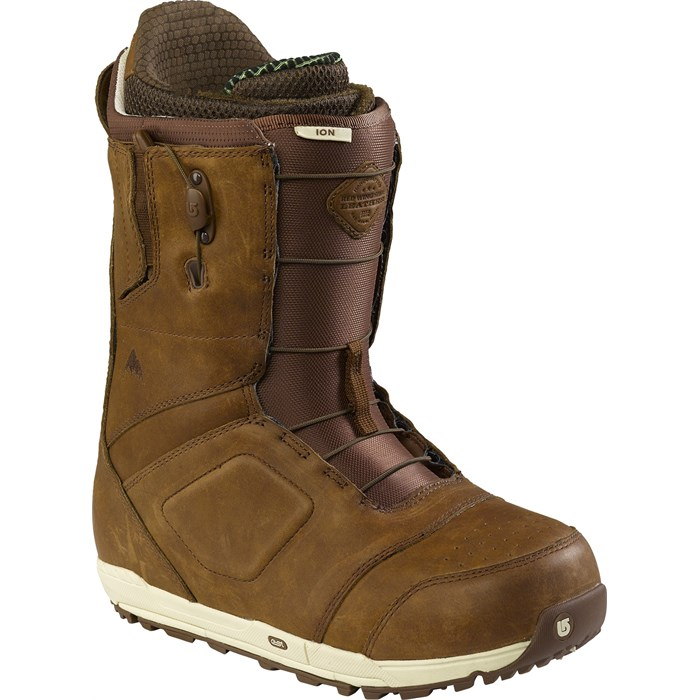 Burton - Ion Leather Snowboard Boots 2015