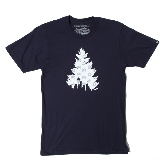 Casual Industrees - evo J Tree T-Shirt