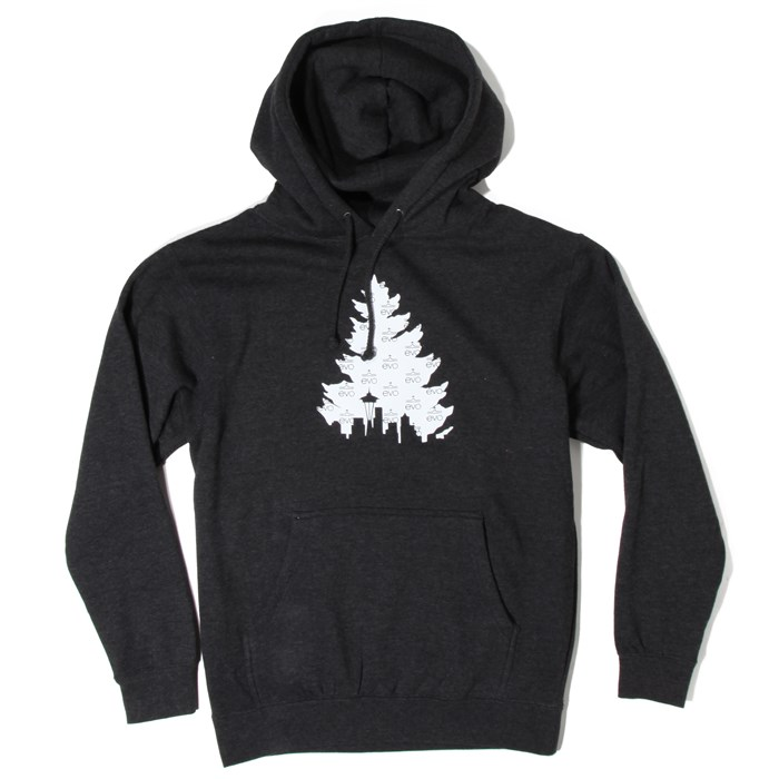 Casual Industrees - evo J Tree Pullover Hoodie