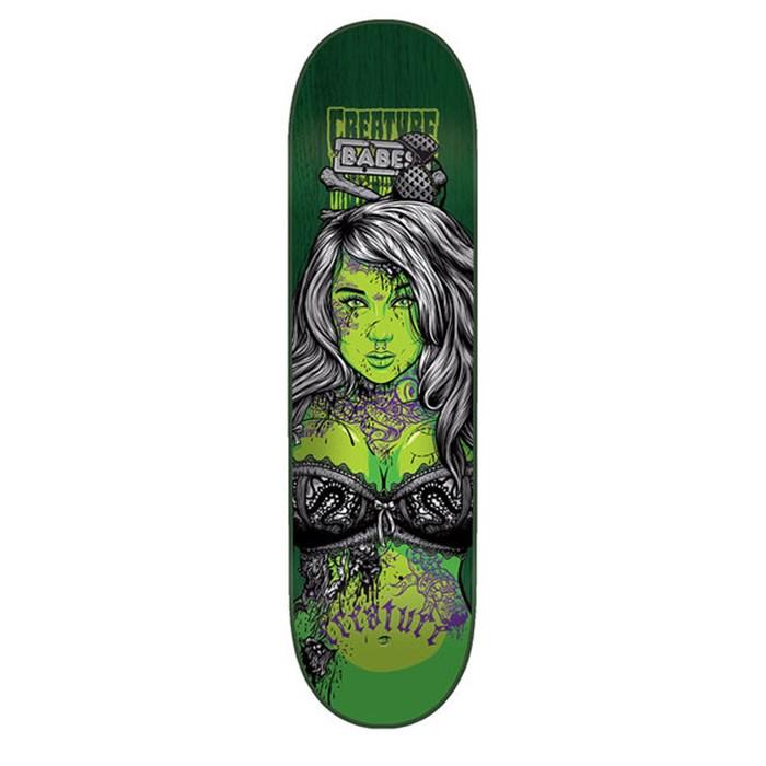 Creature - Babes II DD 8.3 Skateboard Deck