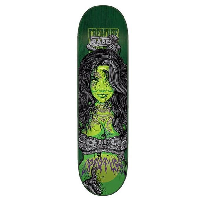 Creature - Babes II DDD 8.6 Skateboard Deck