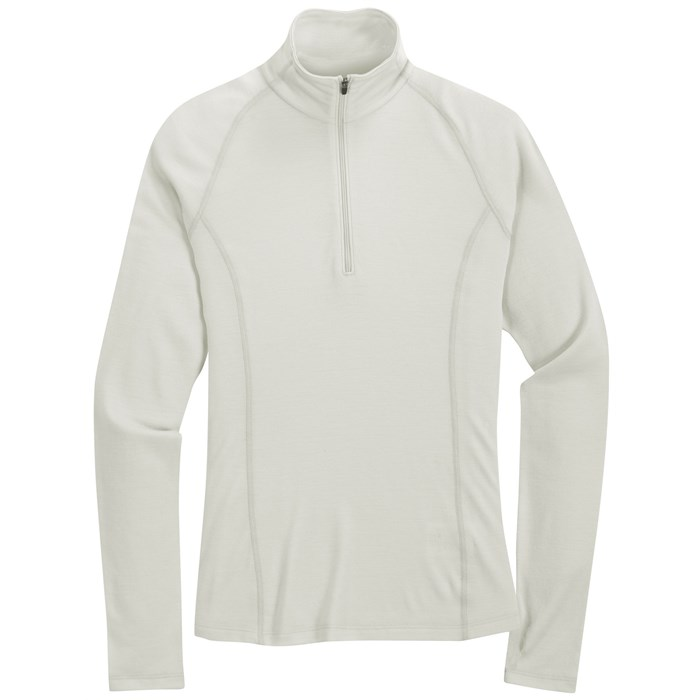 Ibex - Zepher Zip Top - Women's