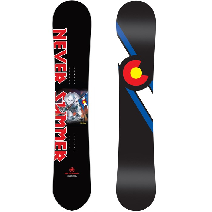 Never Summer - Heritage Snowboard 2015