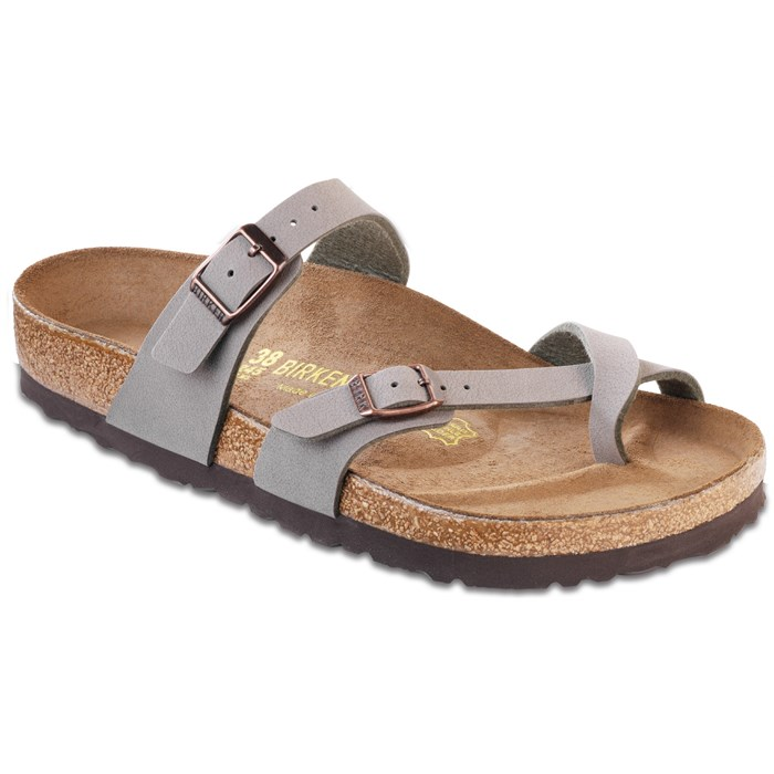 Birkenstock - Mayari Birkibuc Sandals - Women's
