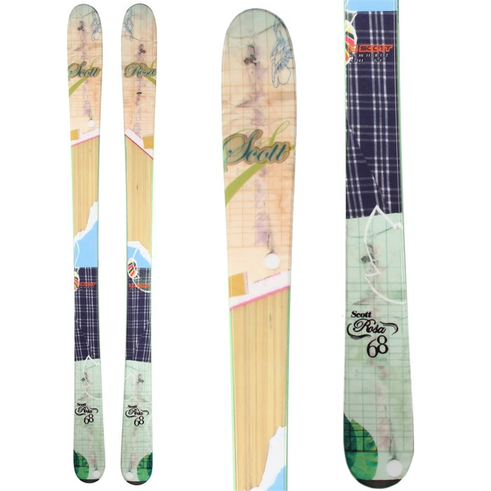 Scott - Rosa Skis - Women's 2011