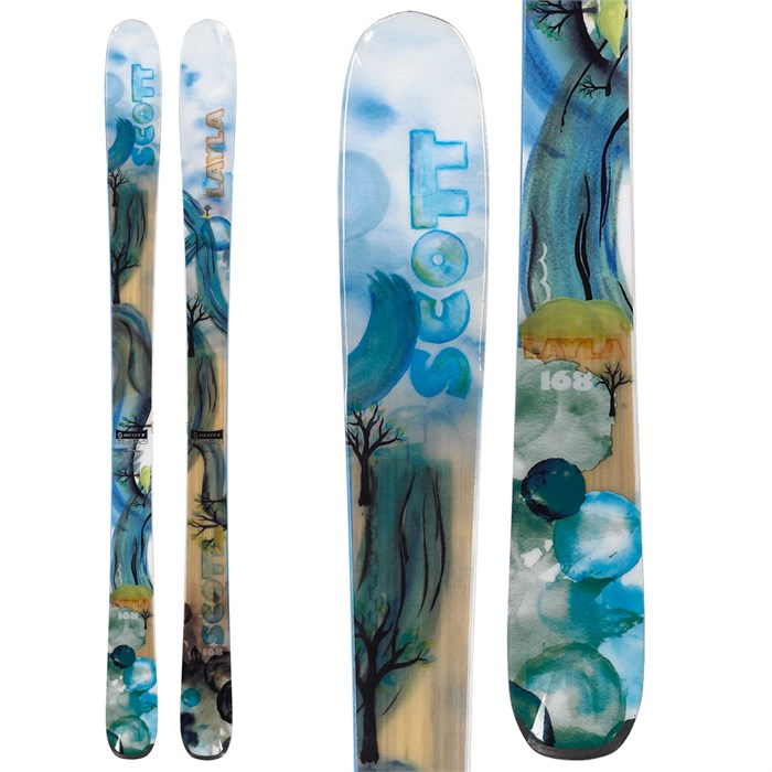 Scott - Layla Skis - Women's 2013