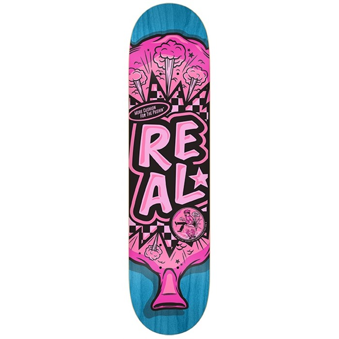 Real - Whoopie Cushion 7.81 Skateboard Deck
