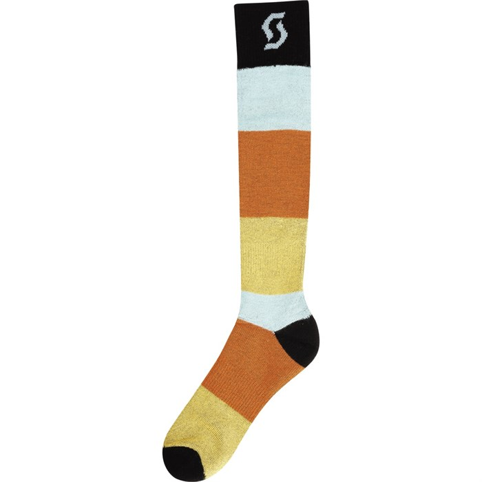 Scott - Sunset Stripe Socks - Women's