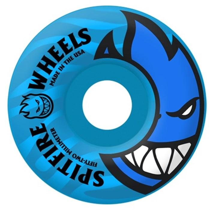 Spitfire - Bighead Tonals Neon Blue 99a Skateboard Wheels