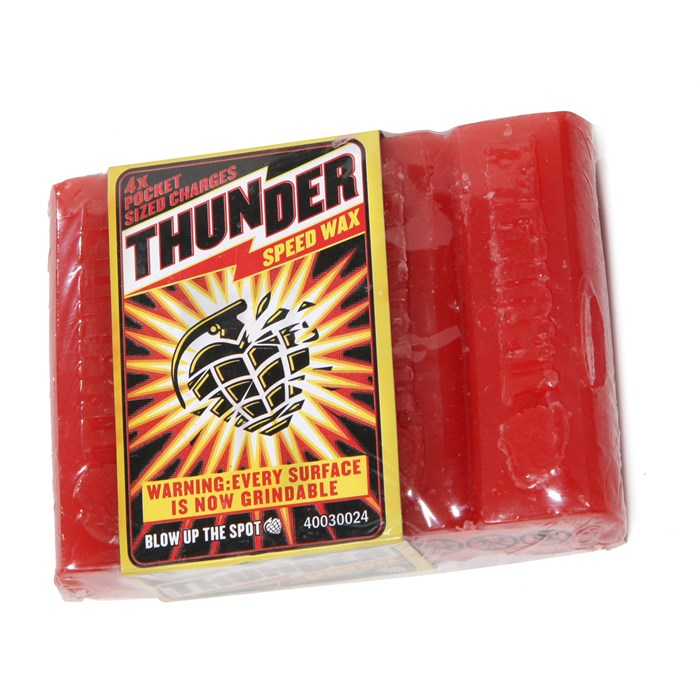 Thunder - Curb Skateboard Wax