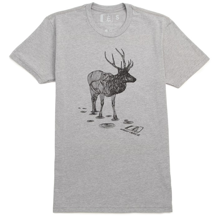 Northwest Riders - Elk T-Shirt