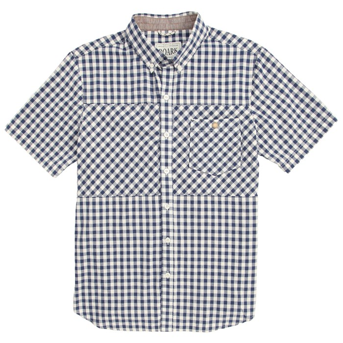 Roark - Sigurdur Short-Sleeve Button-Down Shirt
