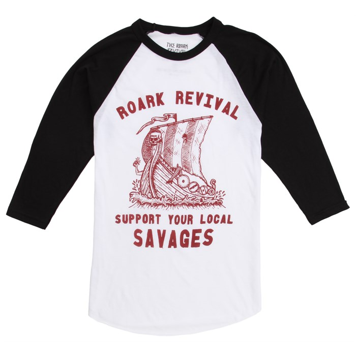 Roark - Savages Raglan T-Shirt