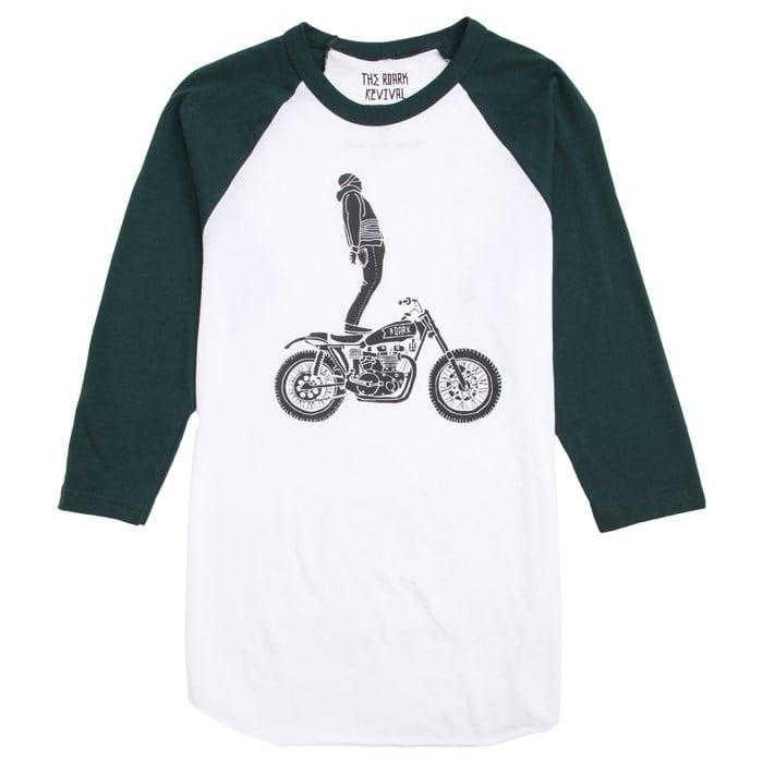 Roark - Ghostrider Raglan T-Shirt