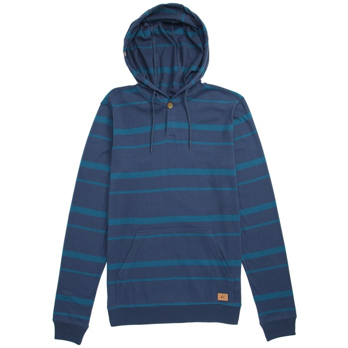 Quiksilver - Snit Stripe Pullover Shirt