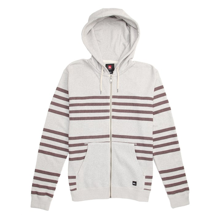 Quiksilver - Major Stripes Full Zip Sweatshirt