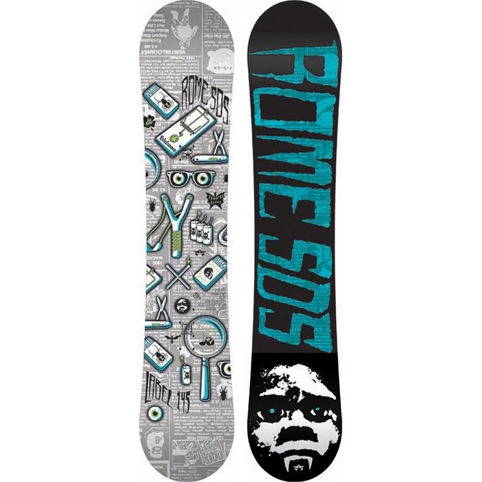 Rome - Label Snowboard - Blem - Boy's 2014