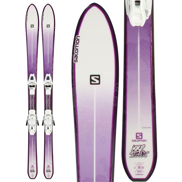 Salomon - BBR Starlite Skis + L10 Bindings - Women's 2014