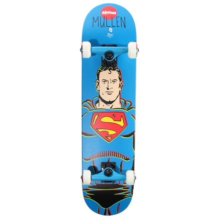 Almost - Mullen Superman 7.75 Skateboard Complete