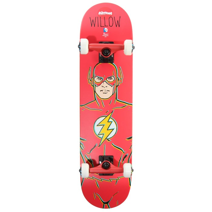 Almost - Willow The Flash 7.8 Skateboard Complete