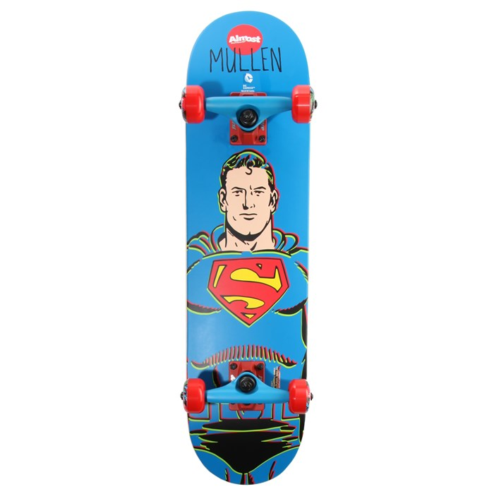 Almost - Mullen Superman 7.4 Skateboard Complete - Kid's