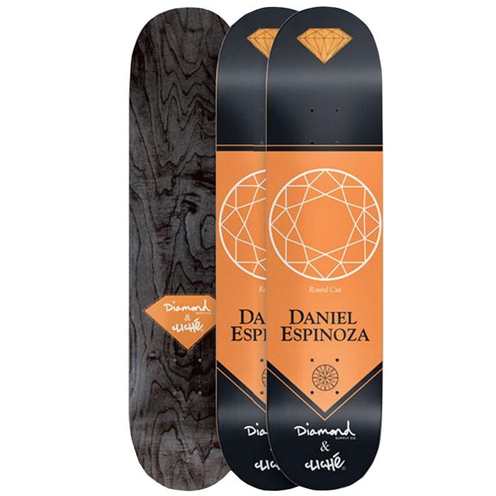 Cliché - Cliche' X Diamond Espinoza 7.9 Skateboard Deck
