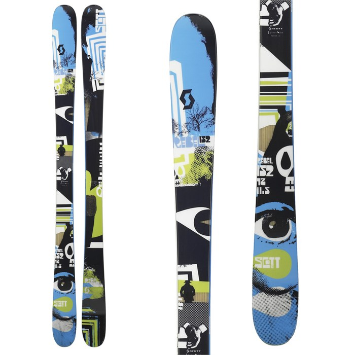 Scott - Rebel Skis - Kid's 2014