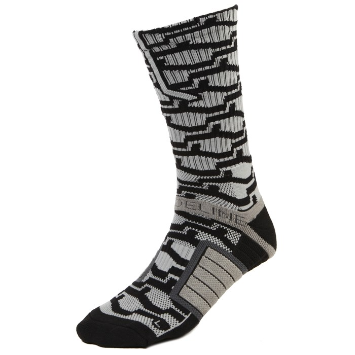 Strideline - Hex Crew Socks