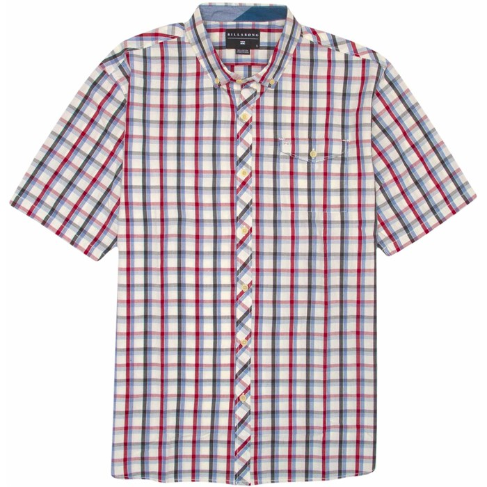 Billabong - Pacific Short-Sleeve Button-Down Shirt
