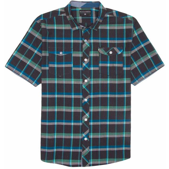 Billabong - Big Times Short-Sleeve Button-Down Shirt