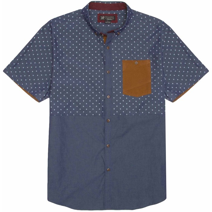Billabong - Glide Short-Sleeve Button-Down Shirt