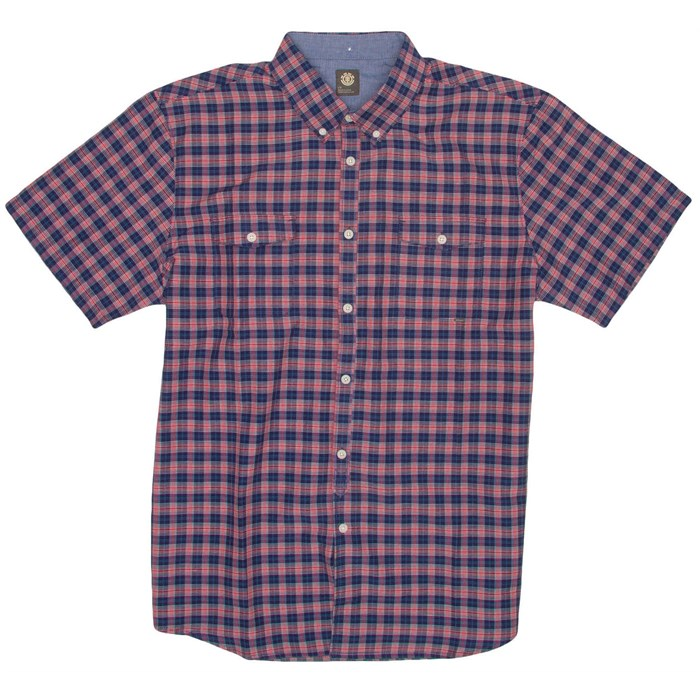 Element - Hatfield Short-Sleeve Button-Down Shirt