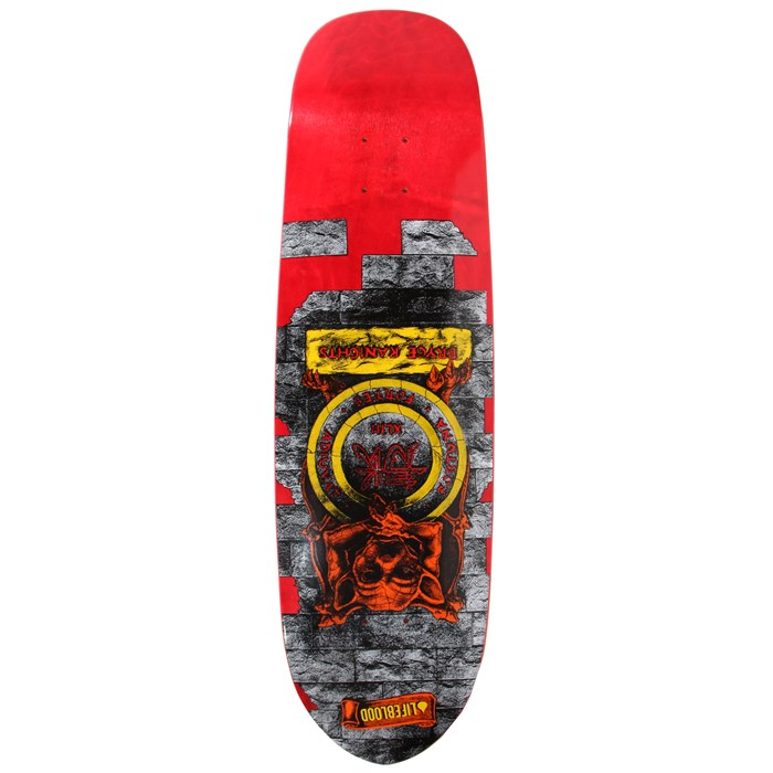 Lifeblood - Bryce Kanights Skateboard Deck
