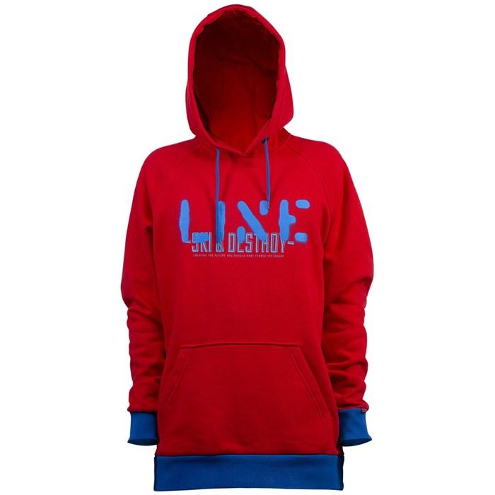 Line stance hoodie