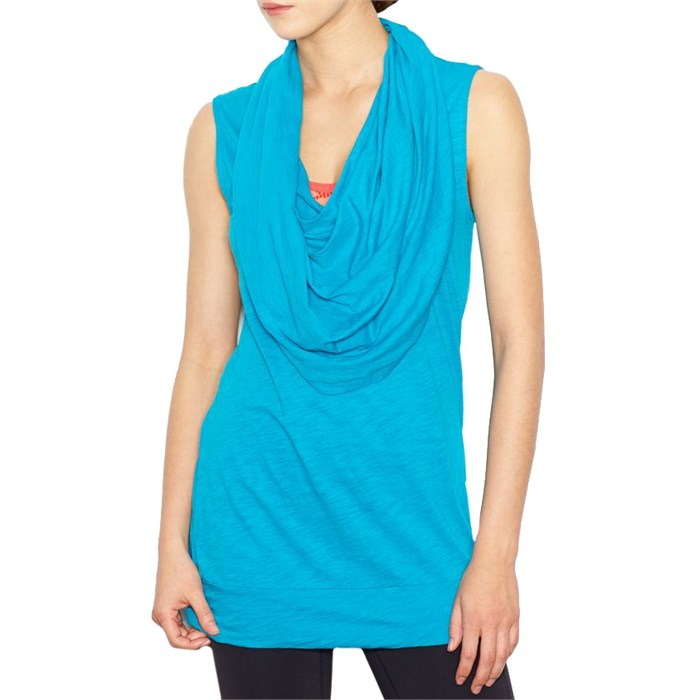 Lucy - Body and Mind Tunic Tank Top - Women's
